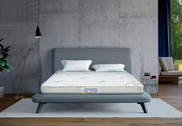 Repose Lady Indiana 8 inch Double Pocket Spring Mattress