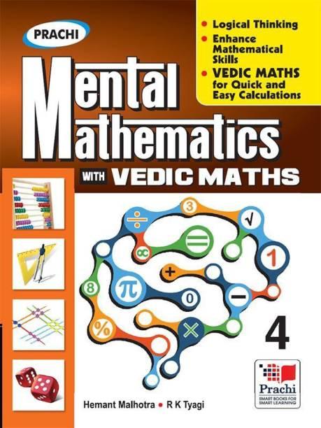 Mental Mathematics with Vedic Maths Class 4