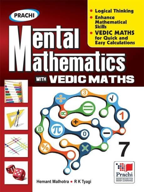 Mental Mathematics with Vedic Maths Class 7