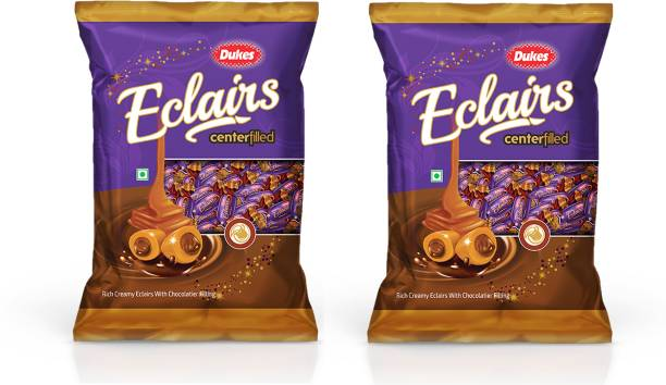 Dukes Eclairs Chocolate Candy