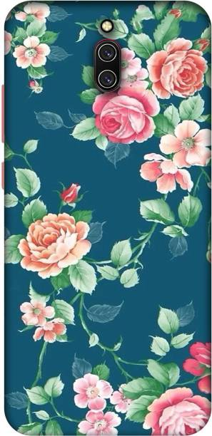 Casotec Back Cover for Mi Redmi 8A Dual