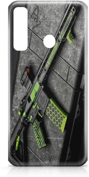 Accezory Back Cover for VIVO Z1 Pro, PUBG, GUN, GAME, BACK CASE