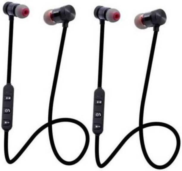 N2B MAGNET-02 PACK OF 2 Bluetooth Headset