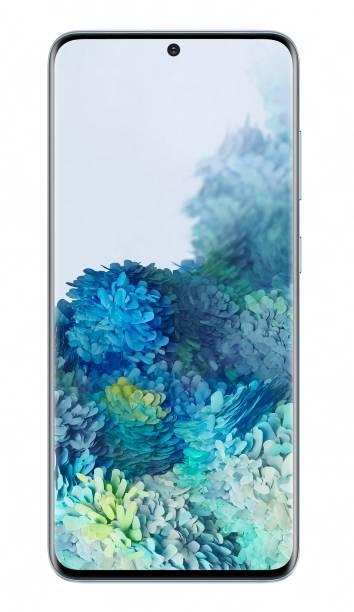 SAMSUNG Galaxy S20 (Cloud Blue, 128 GB)