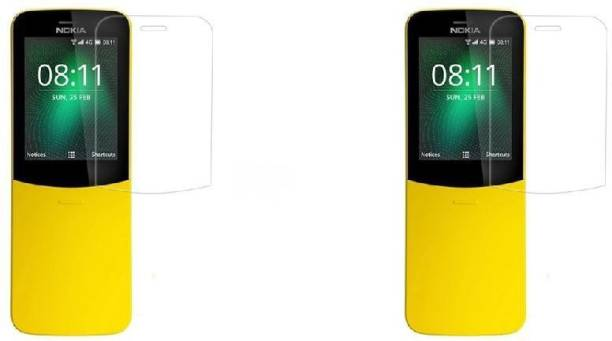Mudshi Impossible Screen Guard for Nokia 8110 4G