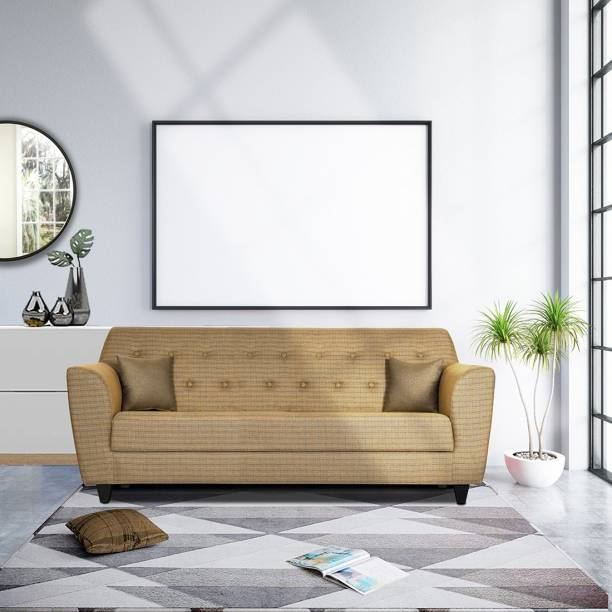 TREVI Bali Fabric 3 Seater  Sofa