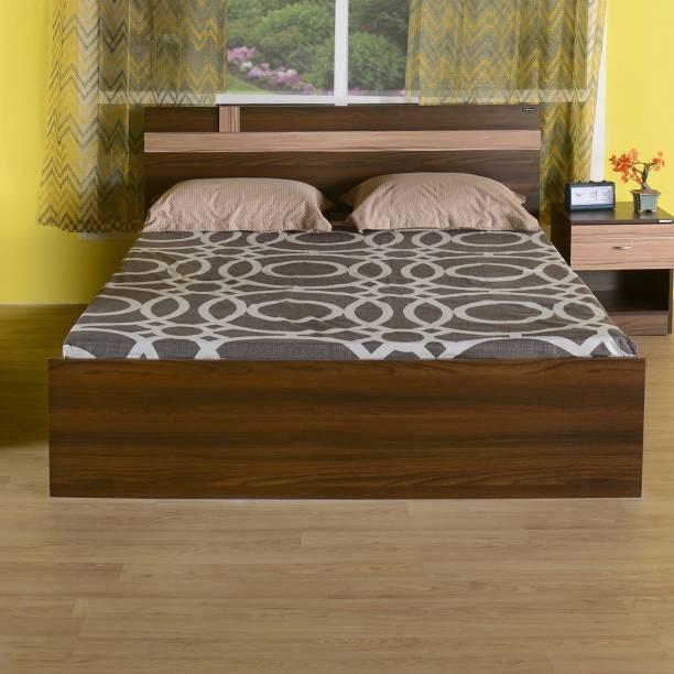 Nilkamal Teana Engineered Wood Queen Box Bed
