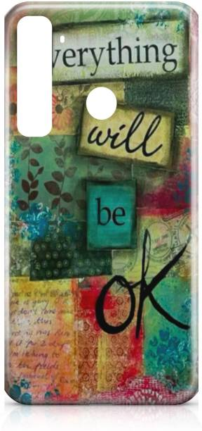 Habricate Back Cover for Realme 5i BACK CASE COVER, COUPLE, LOVE, FOR GIRLS