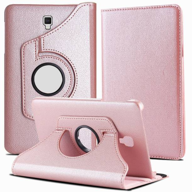 TGK Flip Cover for Samsung Galaxy Tab A 8 inch (2017 released) [Compatible Model: SM-T380, SM-T385]
