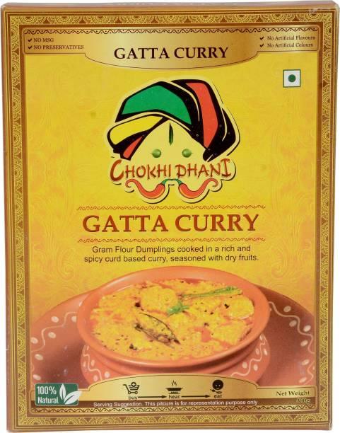 Chokhi Dhani Foods Gatta Curry 300 gm 300 g