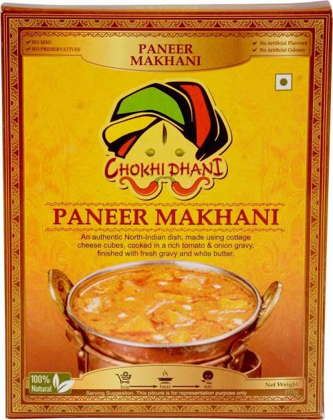 Chokhi Dhani Foods Paneer Makhani 300 gm 300 g
