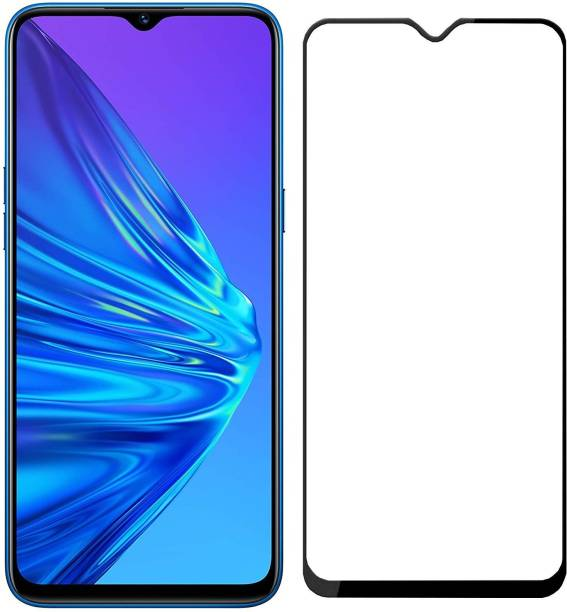 Kruvln Edge To Edge Tempered Glass for Oppo A31