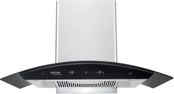 Hindware Ripple 90 Auto Clean Wall Mounted Chimney