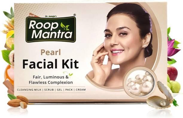 Roop Mantra Pearl Facial Kit