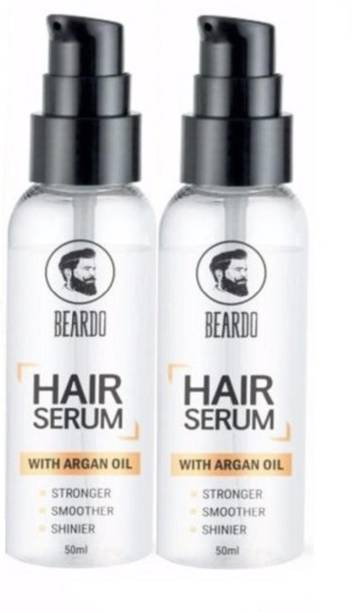 BEARDO Hair Serum Combo