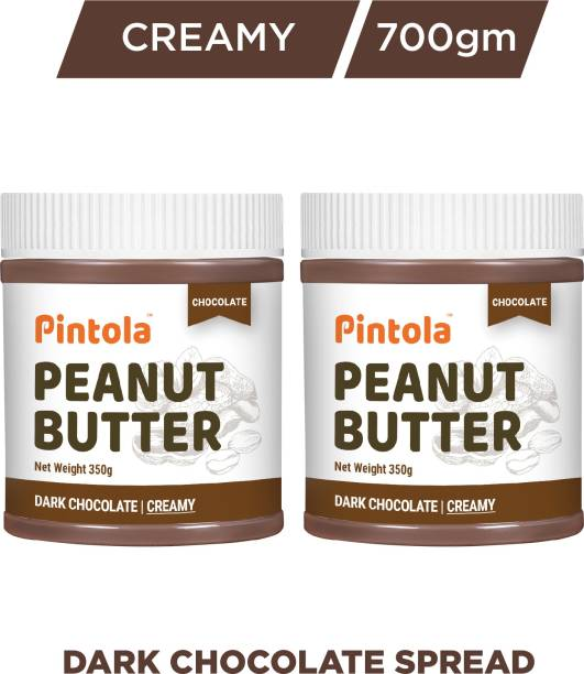 Pintola Choco Peanut Butter (Creamy) Pack of 2 700 g