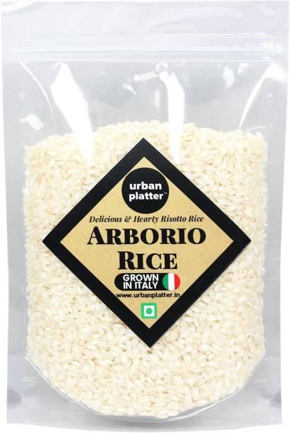 Urban Platter Italian Arborio Rice, 1Kg Arborio Rice