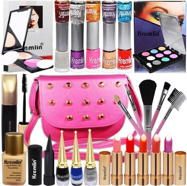 Kremlin Makeup Glamour Kit Combo