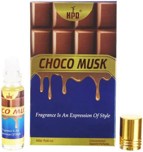 HPD Chocolate Musk Floral Attar