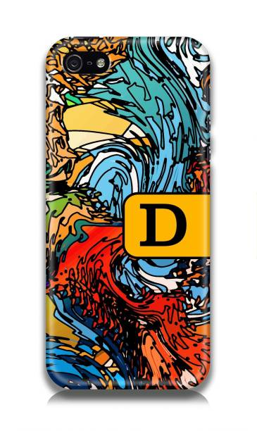 Thriller Back Cover for Apple iPhone 5s Multicolor, 3D Case