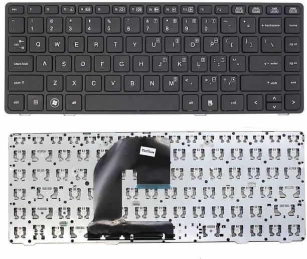 gtb solutions Laptop Keyboard for HP Elitebook 8460P 8460W 8470p 8470w ProBook 6460b 6465b 6470b Laptop Keyboard Replacement Key