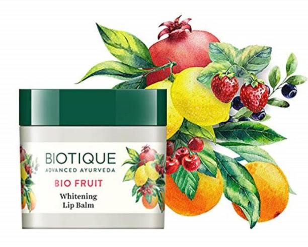 BIOTIQUE Bio Fruit Whitening Lip Balm Fruity Fruity