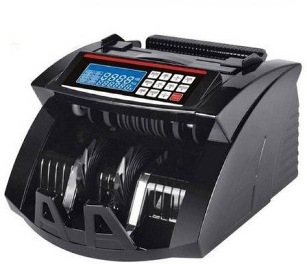 LAGOTTO Black LED Display Note/Currency/Cash counting Machine Note Counting Machine