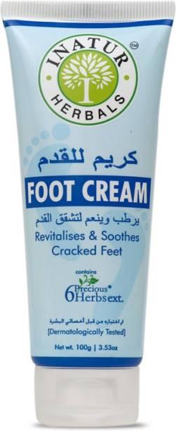 Inatur Foot Cream