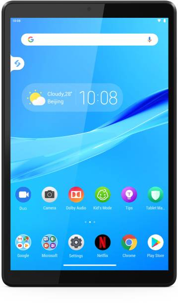 Lenovo Tab M8 (2nd Gen) HD 2 GB RAM 32 GB ROM 8 inch with Wi-Fi+4G Tablet (Iron Grey)