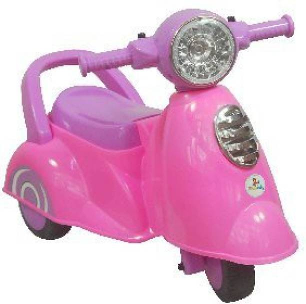 sunbaby Activity & Playtime SCOOTY SB-ST-357-Pink Tricycle