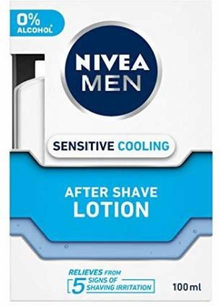 NIVEA Sensitive Cooling After Shave Lotion
