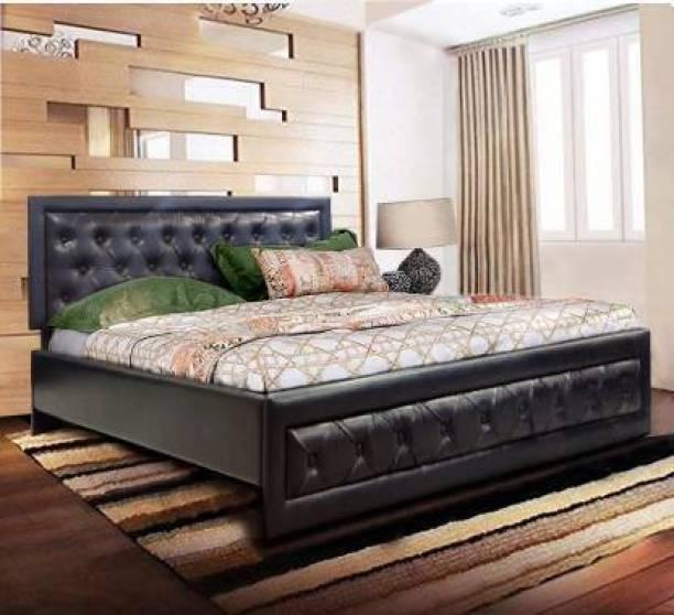 Forzza Nicolas Engineered Wood Queen Bed