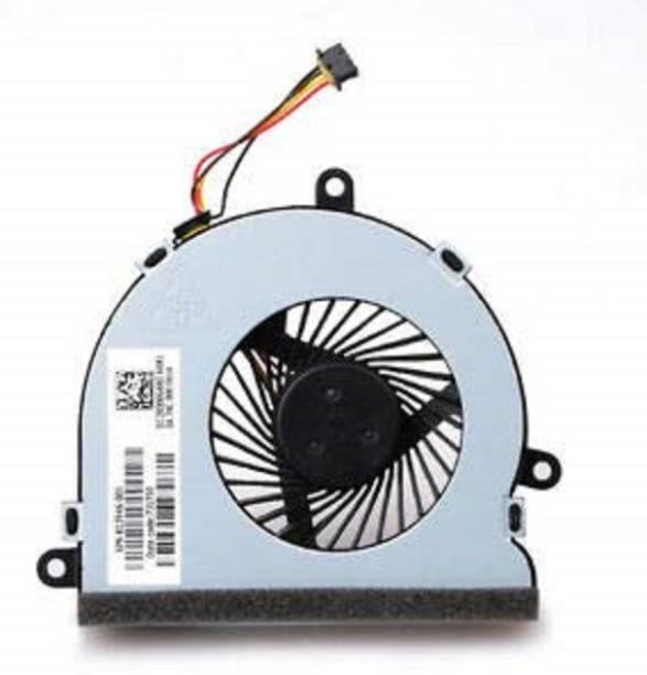 Jivaa Infotech Laptop CPU Cooling Fan for 15-AC 15-AY 15-AF 15-BA 15-BS 15-BE 15-BF 15-BD 15-BW 15-ACXXX 15-AFXXX 15-BSXXX 15-AYXXX 250 G4 255 G4 14-R020 TPN-C116 TPN -C125 Series 813946-001 4-PIN Fan Cooler