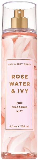 Bath and Body Works Rose Water & IVY Body Mist 236 ml Body Mist  -  For Women