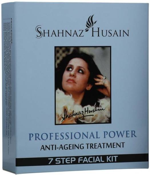 Shahnaz Husain Professional Power Anti-Ageing Treatment 7 Step Facial Kit