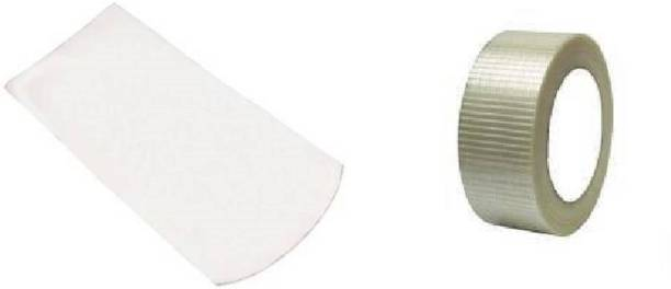 Kiraro Set of 1Front Bat protection tape with 1side protection tape Support Tape