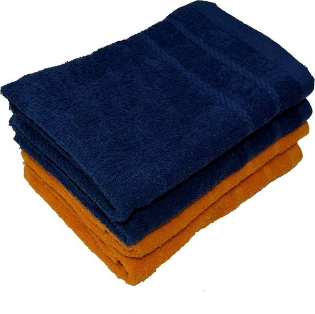 NANDAN COZY Cotton 300 GSM Hand Towel Set