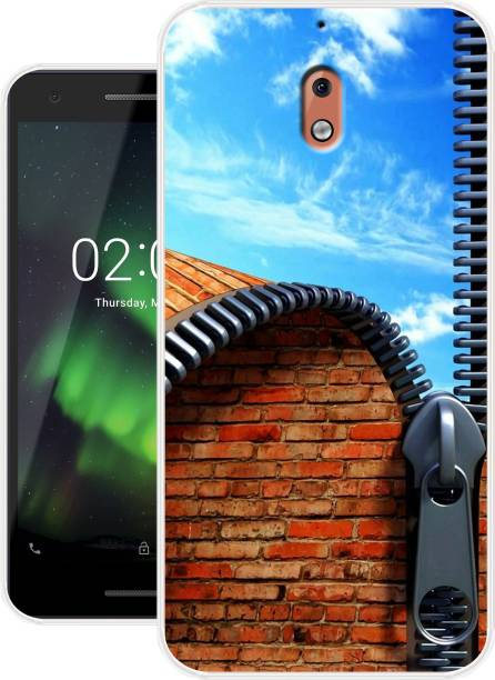 Morenzosmart Back Cover for Nokia 2.1