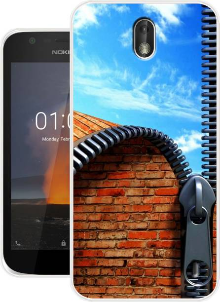 Morenzosmart Back Cover for Nokia 1