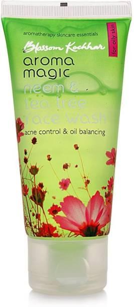 Aroma Magic Neem and Tea Tree  Acne Control Face Wash