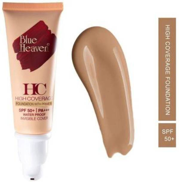 BLUE HEAVEN HIGH COVERAGE Foundation