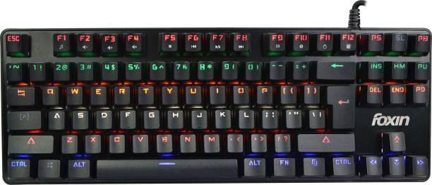 Foxin FMK-1002 Wired USB Desktop Keyboard