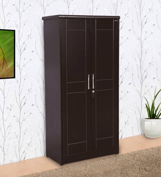 Furnishamore Engineered Wood 2 Door Wardrobe