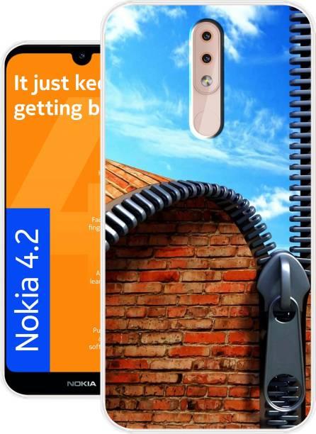 Morenzosmart Back Cover for Nokia 4.2