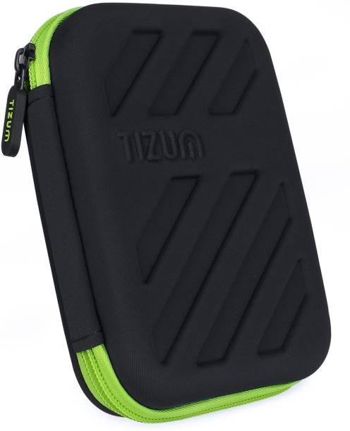 """Tizum Pouch for 2.5"""" External Hard Drive"""