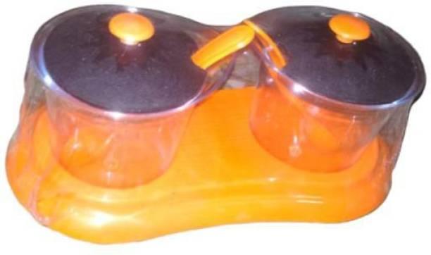 MINI PICKLE JAR CONTAINER SET  - 250 ml Plastic Pickle Jar