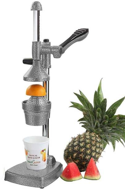NEEDX Steel, Aluminium Hand Juicer Instant Hand Press