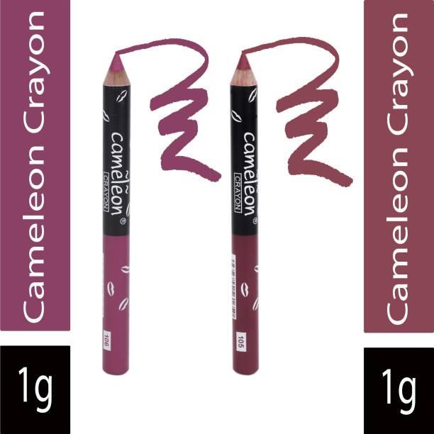 Cameleon Crayon Long Lasting Lipstick