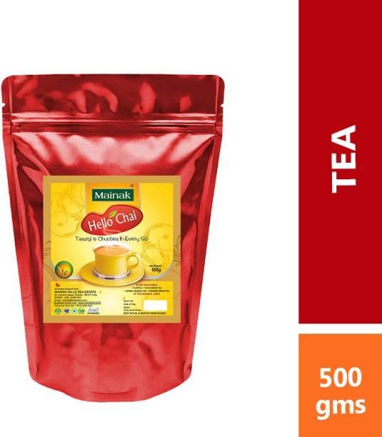 Mainak Hello Chai Black Tea Pouch