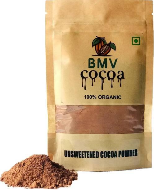 bmv cocoA Organic Unsweetened Cocoa Powder